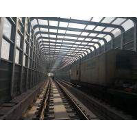 China Recyclable Highway Sound Barrier High Transparency Good Sound Insulation on sale