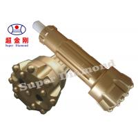 China 4 1/2 115mm DHD340 Mining Drill Bits Superior Alloy Steel High Performance on sale