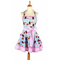 Buy cheap recycle apron with cotton fabric product