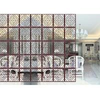 Buy cheap Different Material Decorative Metal Screen Panels Eco Friendly For Conference Rooms product