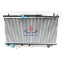 Car Aluminum Toyota Radiator For Carina 1996 AT 210 , OEM1640016580 / 1640016581