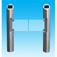 Buy cheap Vertical Swing Barrier Gate Plexiglass Door Access Control Brushless DC Motor product