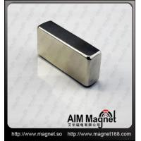 Buy cheap Sintered Ndfeb Magnet Block product