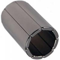 Buy cheap 50MGOe Arc Neodymium Motor Magnets With High Performance OEM product