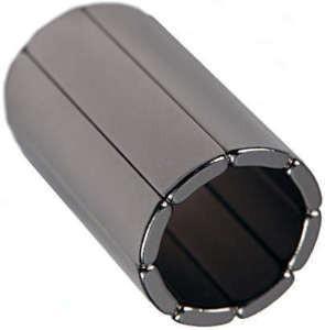 Buy cheap High Strong Neodymium Motor Magnets For Brushless Motor ODM product