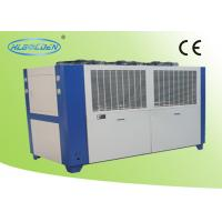 Buy cheap Free Standing Air Cooled Water Chiller For High Frequency Machine Cooling product