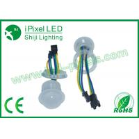 Buy cheap 26mm Full Color RGB Led Pixel Amusement Rides Lights product