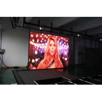 China Waterproof Outdoor Advertising LED Display Weather Resistant 1920 Hz Ultra Thin on sale