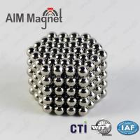China 2014 new products neodymium sphere magnet on sale