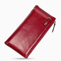 Buy cheap Wholesale Online Beautiful Real Leather Clutch Bags for Women product