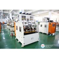 Buy cheap Full Automatic Stator Electric Motor Winding Machine With Eight Working Station product