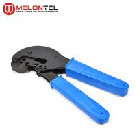 China Wire Connector Crimping Tool Carbon Steel Metal MT 8307 For Wire Connector on sale