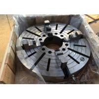 Buy cheap Lathe Machine Tools Forged Disk Heavy Steel Forging Customized from Wholesalers
