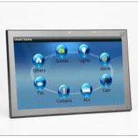 Buy cheap Newest Wall Flush Installation 10 Inch Android OS Industrial POE Touch Panel With GPIO RS232 RS485 product