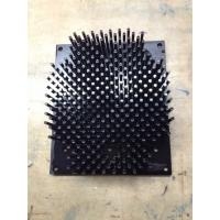China Highly Difficult 6063T5 Black Anodized Heatsink Cnc Machining Part With CNC Machining Drilling And Milling on sale
