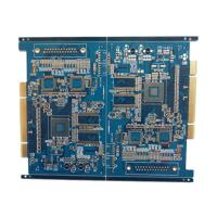 Buy cheap 4 layers Multilayer PCB with Gold finger product