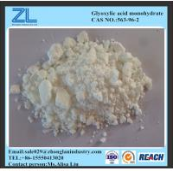 Quality (Glyoxylic acid monohydrate 98%min)563-96-2 for sale