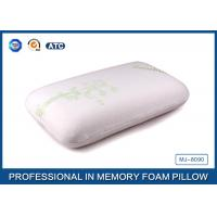 Traditional King Size Memory Foam Pillow Neck Support , Orthopedic Pillows For Neck Pain
