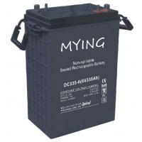 Quality 6V 335Ah Deep Cycle VRLA Battery Equivalent Of Golf Cart Battery Trojan J305P for sale