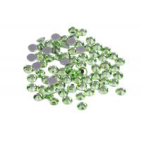 Buy cheap Good Stickness Hot Fix MC Rhinestone For Sweaters , Jeans And Veils from wholesalers