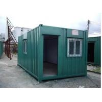 Multi Color Movable Shipping Container Homes Easily Removable High Safety
