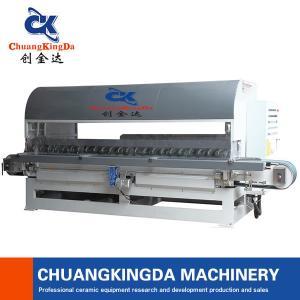 China Stone Material 45 Degrees Of Bevel Edge Polishing Machine on sale