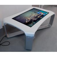 42inch Wifi Digital Coffee Table Touch Screen Kiosk Tft Lcd Screen All In One Pc Indoor Lcd