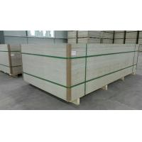 Compressed  Fibre Cement External Wall Cladding Boards 1220 X 2440mm Insect Proof