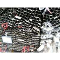 Buy cheap Rentangular 2 Inch Stainless Steel Pipe Welded Tubes Mirror Finished product