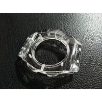 Buy cheap Transparent Watch Case Sapphire Cover Glass Wear Resistance Polished Surface product
