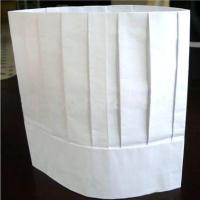 China Disposable Nonwoven Chef Hat on sale