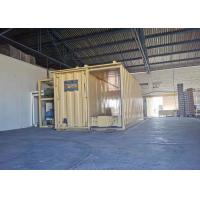 Quality Commercial Walk In Cold Storage Room , Cold Room Chiller Unit For Drink / Beer for sale