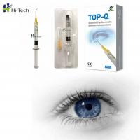 China Safety Medical Hyaluronic Acid Injectable Gel 3ml for Retinal Detachment Surgery on sale