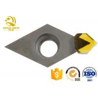 China PCD/MCD Monocrystal Diamond Cutting Tools High Speed Steel Support For Custom on sale