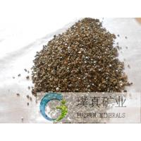 Buy cheap Expanded Vermiculite for heat preservation heat insulation,sound-absorbing material use product