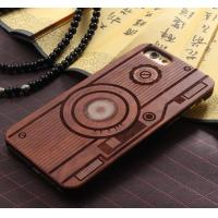 Buy cheap Customized PC Solid Wood iPhone Case , Environmental Bamboo Wooden Cell Phone Covers product