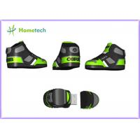 Buy cheap 4GB Customized Sport Shoe Shaped USB Flash Drive / Sport shoes USB Pen Drive product
