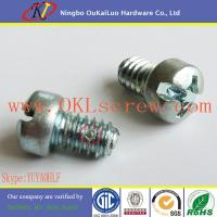 Buy cheap Combo Drive Fillister Head Screws for EMT Pipe Connectors product