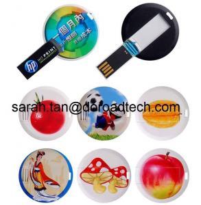 Buy cheap OEM Plastic USB Flash Drive/Mini Card USB Sticks product