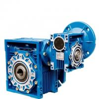 Buy cheap NMRV Stepper Motor Gear Reducer Flange Mouted Syntheic / Maineral Lubricant product