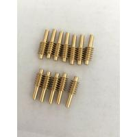 Buy cheap High Precision Worm Gear Set Small Bronze Brass Cast Iron Material Customized product