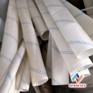 China 2715 Insulation PVC Fiberglass Sleeve on sale