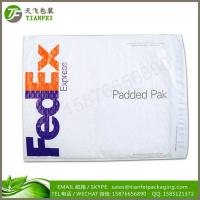 Buy cheap (FREE DESIGN) Customized Fedex Printed Bubble Mailers/Air Bubble Bag/Padded Envelopes Cheap product