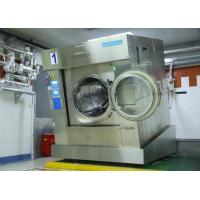 China Dust - Free Anti - Static Commercial Clothes Washer , Best Front Load Washer Long Lifetime on sale