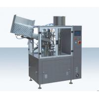 Buy cheap Toothpaste / Plastic Tube Sealing Machine , Cosmetic Tube Filling Sealing Machine product