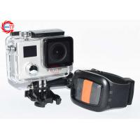 Buy cheap Dual Screen 2.0 LCD FHD 1080p Action Camera WIFI On Helmet Outdoor Activities product