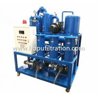 Buy cheap transformer oil regeneration machine price,vacuum transformer oil processing equipment, cable oil purification unit product