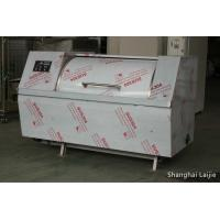 Buy cheap 70kg Horizontal Drum Top Loading Washing Machine CE Certificated Steam Heating product