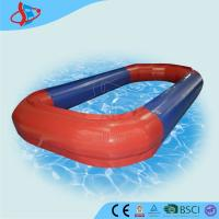Buy cheap PVC inflatable toy boats for child / red Inflatable water game product