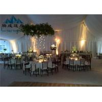 Buy cheap Flexible Steel Stretch Pole Tents For Outdoor Events , Wind Proof Party Wedding Tent from Wholesalers